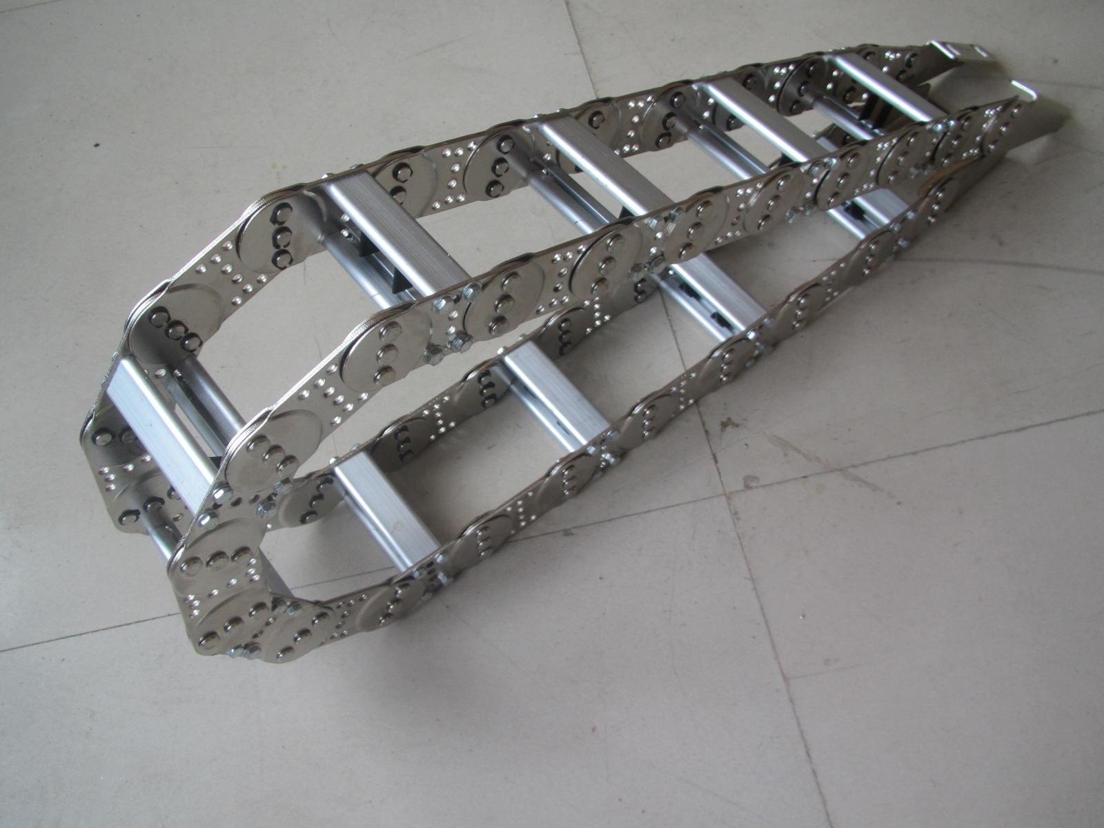 钢铝拖链生产商电话