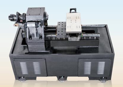 数控机床采用主轴电动机与机床主轴合二为一的结构