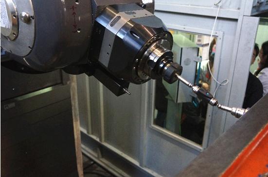 昆明机床:推动提高中国五轴数控机床质量水准