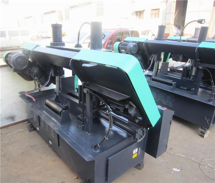 4250金属带锯床 >金属带锯床    金属带锯床主要特点: 切削速度液压图片
