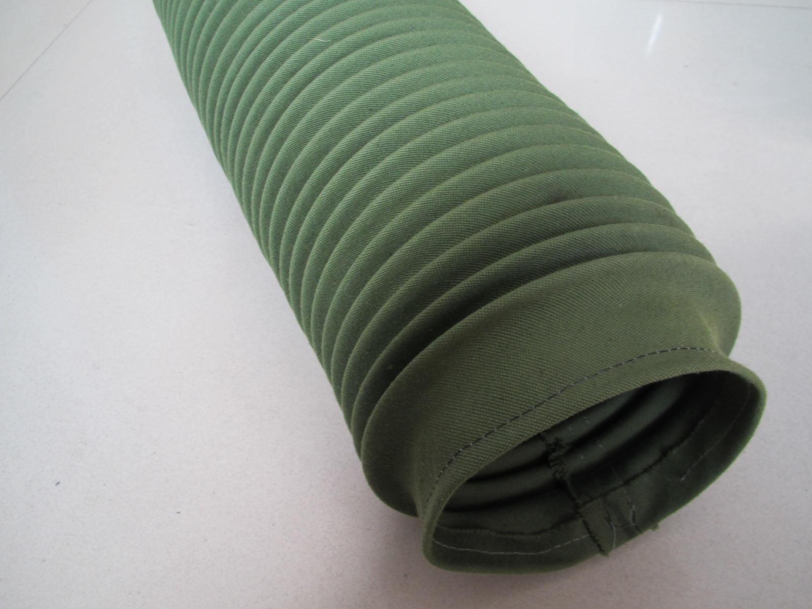 通风机械伸缩帆布软连接产品图