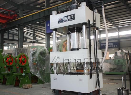 500吨四柱式液压机 大型四柱液压机