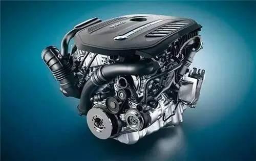 这款发动机搭载在宝马3系上.