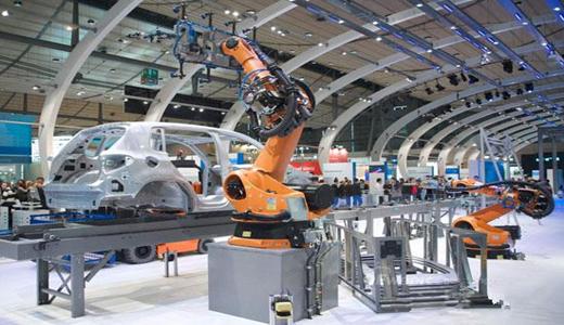智能升级助推产业发展 国产机器人将迎井喷期