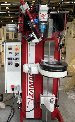 加工利器:瑞士费奢FISCHER高精度中心孔磨床